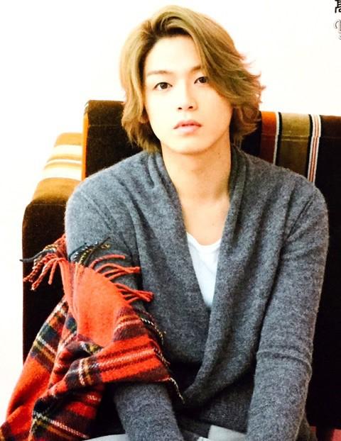 髪型がかっこいい高木雄也