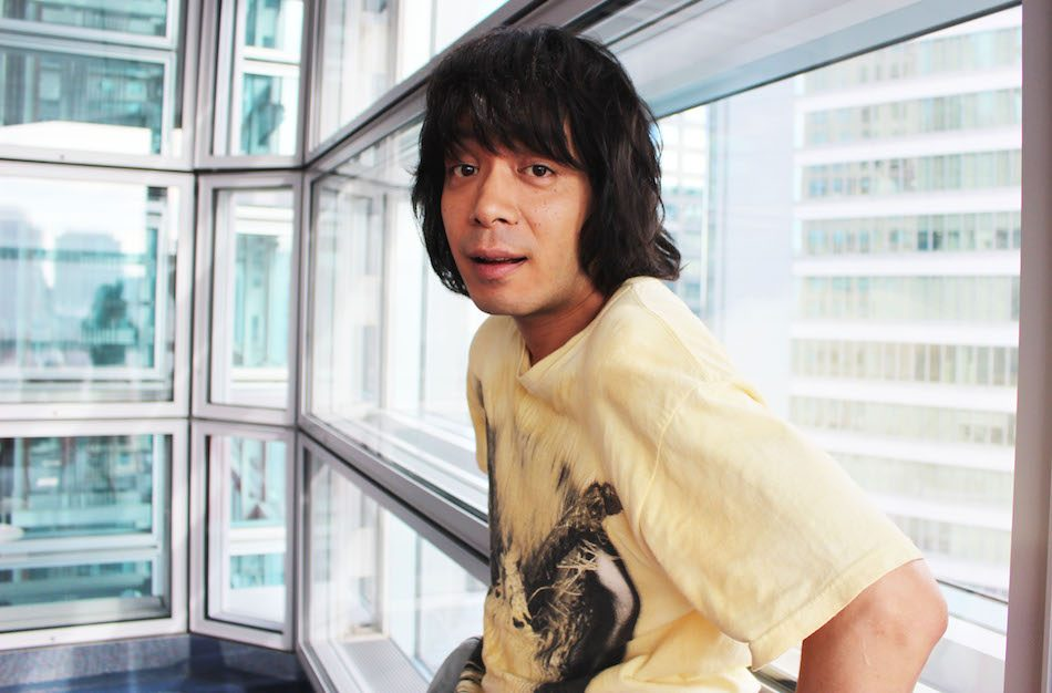 峯田和伸の髪型がおしゃれ!雰囲気があるヘアスタイルを紹介!