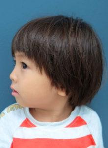髪型 長め 男の子